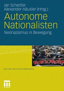 [Buchcover: Autonome Nationalisten]