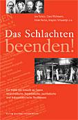 "[Cover: ""Das Schlachten beenden""]"