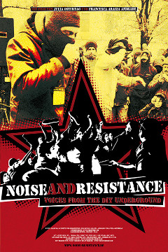 [Cover: Noise and Resistance]