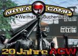[Logo: Antifa Camp Weimar / Buchenwald]