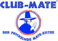 [Logo: Club-Mate]