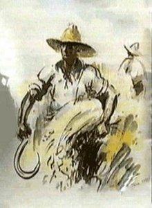 [Zeichnung: Landwirtschaft]
